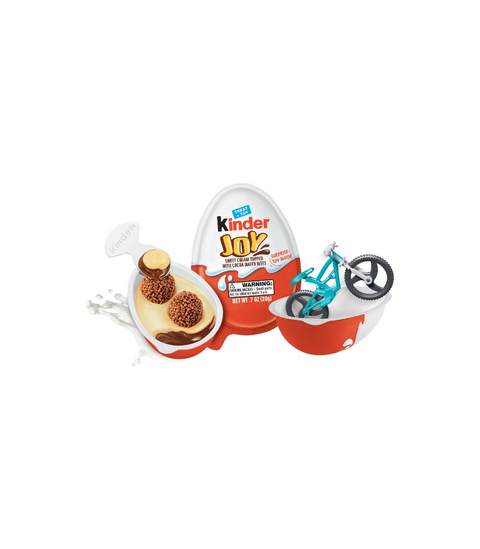 Kinder Joy - Pink Dot