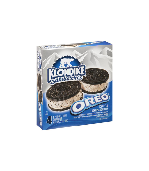 Klondike Ice Cream Bar - Oreo - Pink Dot