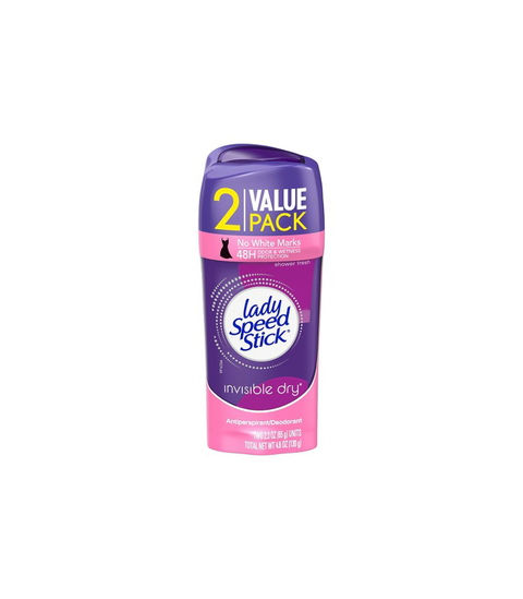 Lady Speed Stick - Invisible Dry - Pink Dot