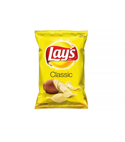 Lay's - Classic - Pink Dot