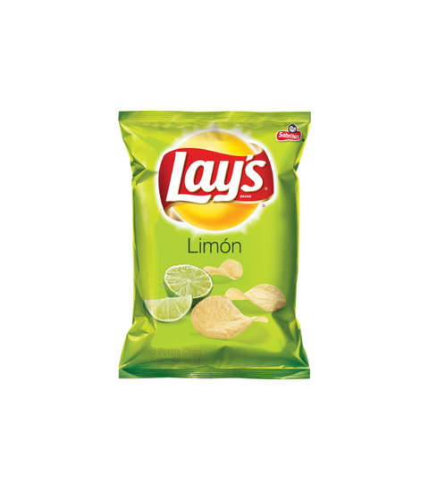 Lay's - Limón - Pink Dot