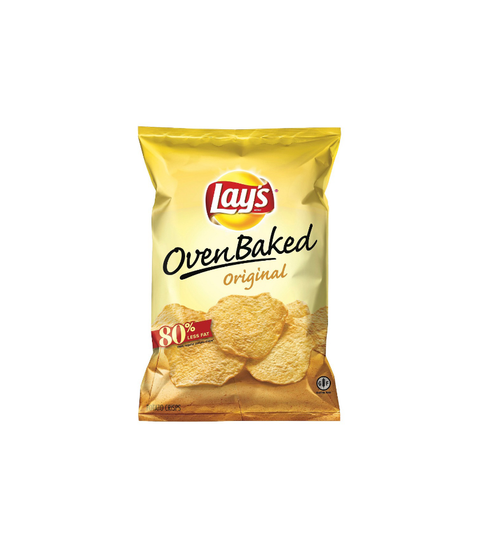 Lay's - Oven Baked Original - Pink Dot