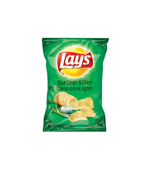 Lay's - Sour Cream & Onion - Pink Dot