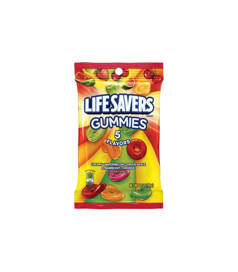 Life Savers Gummies - Pink Dot