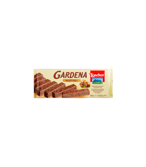 Loacker Gardena Wafers - Pink Dot