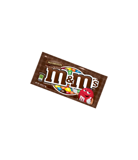 M&M's Milk Chocolate - Pink Dot