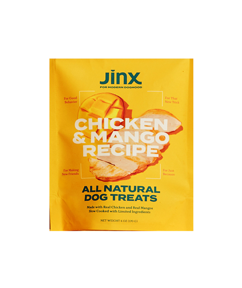 Jinx - Chicken Mango Dog Treats