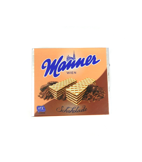 Manner Wafers - Pink Dot