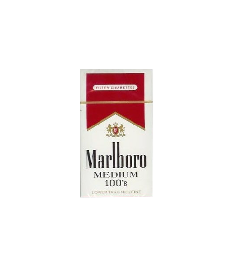 Marlboro Medium 100s - Pink Dot