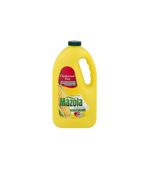 Mazola Corn Oil - Pink Dot
