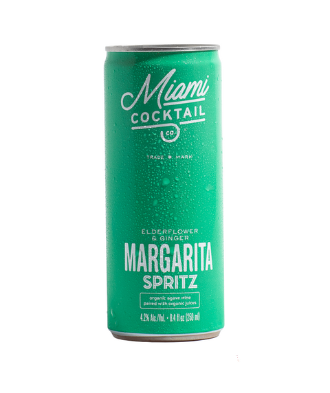 Miami Cocktail - Organic Margarita Spritz