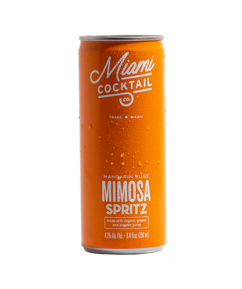 Miami Cocktail - Organic Mimosa Spritz