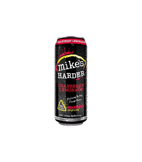 Mike's Harder Lemonade - Cranberry - Pink Dot