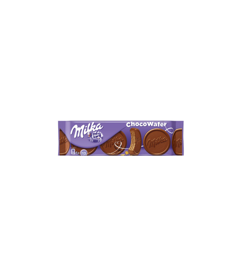 Milka Chocolate Wafer - Pink Dot
