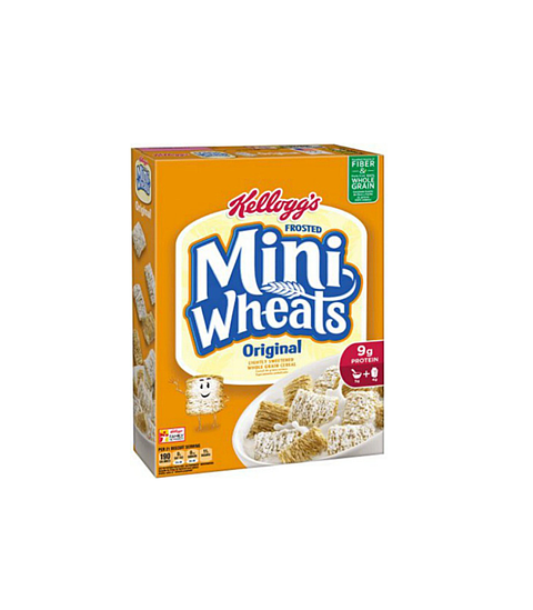 Mini-Wheats - Pink Dot