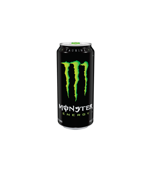 Monster Energy Drink - Pink Dot