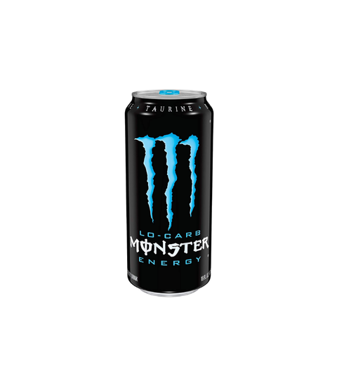 Monster Energy Lo-Carb - Pink Dot