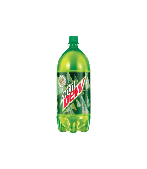 Mountain Dew - Pink Dot