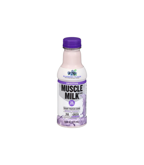Muscle Milk Smoothie - Pink Dot