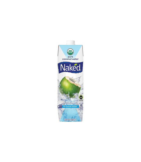 Naked Juice Coconut Water - Pink Dot