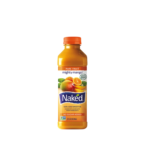 Naked Juice - Mighty Mango - Pink Dot