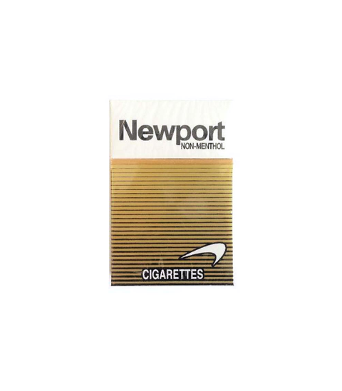 Newport Gold Cigarettes