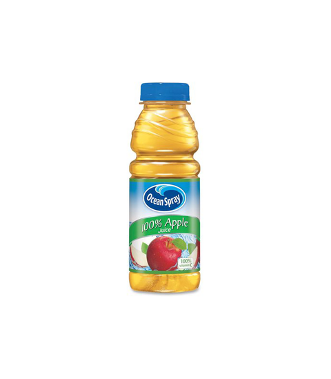 Ocean Spray - Apple Juice - Pink Dot