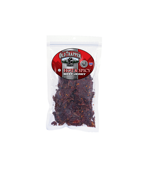 Old Trapper Meat Snacks - Pink Dot