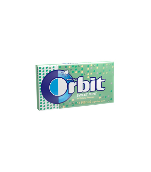 Orbit Gum - Pink Dot