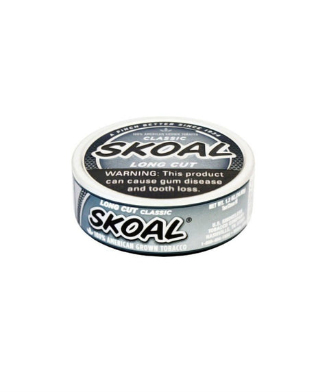 Skoal Chewing Tobacco - Pink Dot