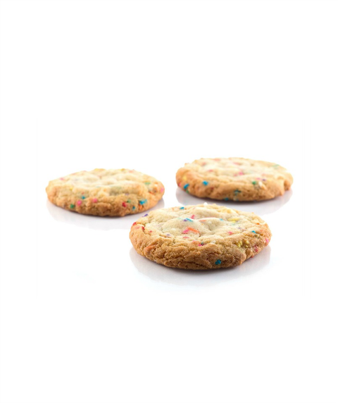 Zooies - Birthday Cookie - Pink Dot