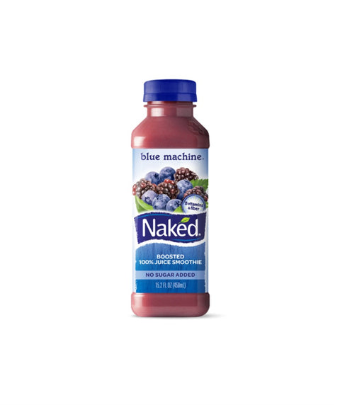 Naked Juice - Blue Machine - Pink Dot