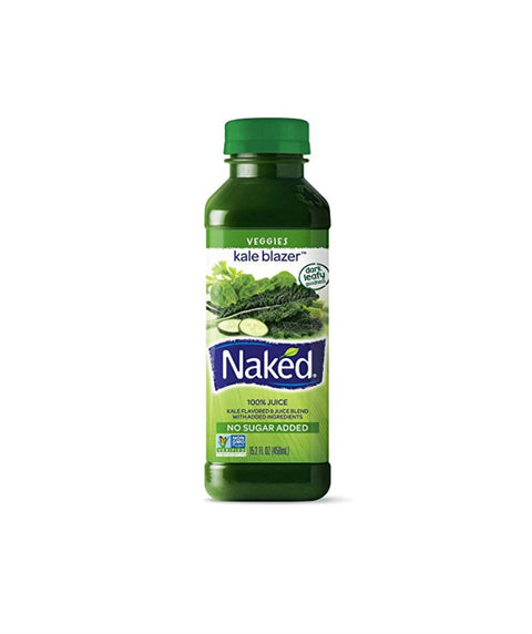 Naked Juice - Kale Blazer - Pink Dot