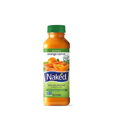 Naked Juice - Orange Carrot - Pink Dot