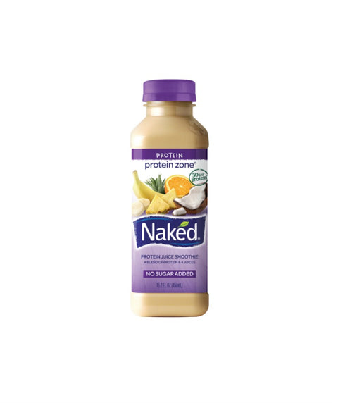 Naked Juice - Protein Zone - Pink Dot