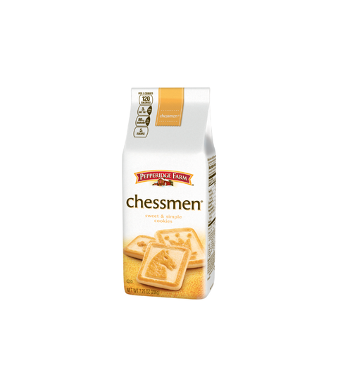 Pepperidge Farm - Chessmen - Pink Dot