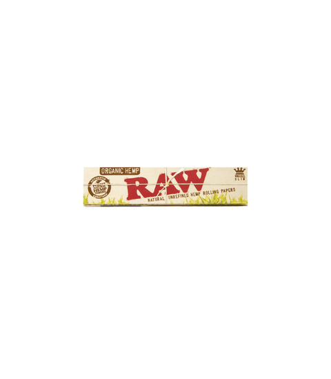 Raw Organic Rolling Papers - Pink Dot