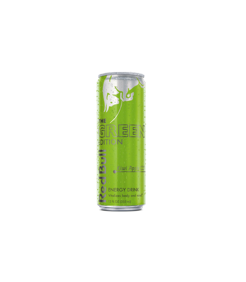 Red Bull Green Edition - Kiwi Apple - Pink Dot
