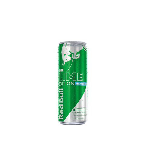 Red Bull Lime Edition - Limeade Sugarfree - Pink Dot