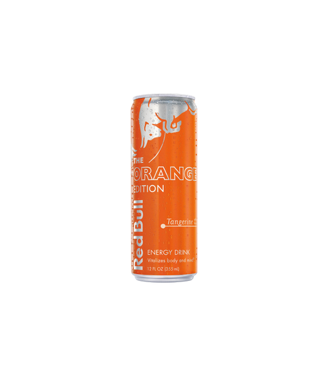 Red Bull Orange Edition - Tangerine - Pink Dot