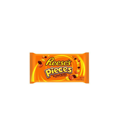 Reeses Pieces - Pink Dot