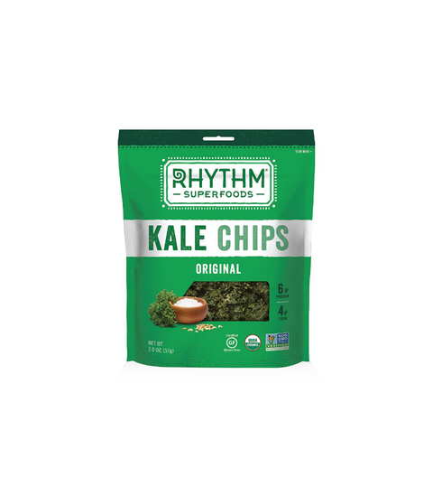 Rhythm Superfoods Kale Chips - Pink Dot