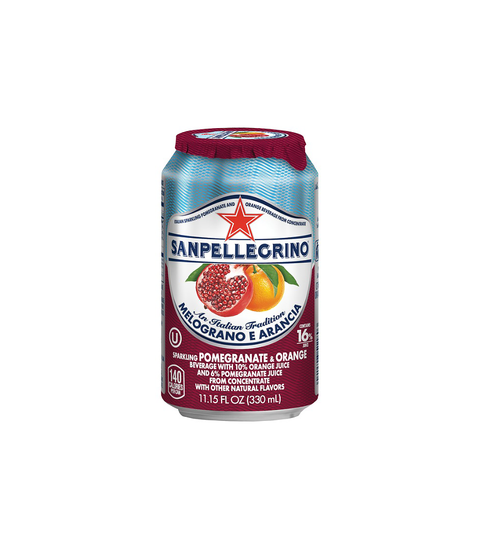 S.Pellegrino Sparkling Fruit Beverages - Pink Dot