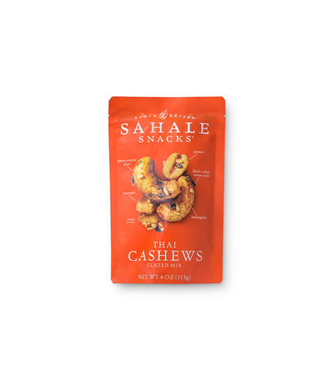 Sahale Nut Snacks - Pink Dot