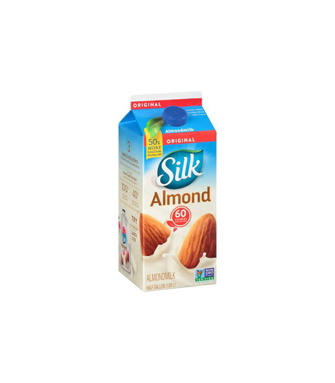 Silk Almond Milk - Pink Dot
