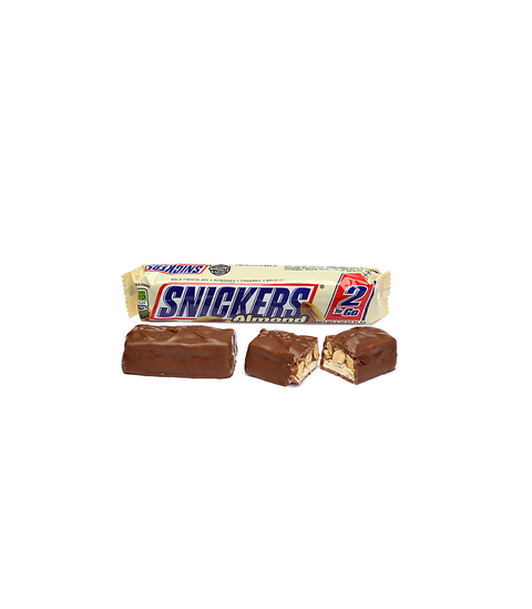 Snickers Almond Bar - Pink Dot