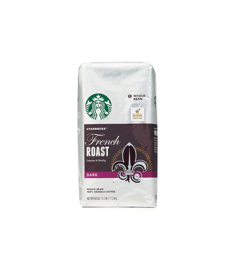 Starbucks Coffee Beans - French Roast - Pink Dot