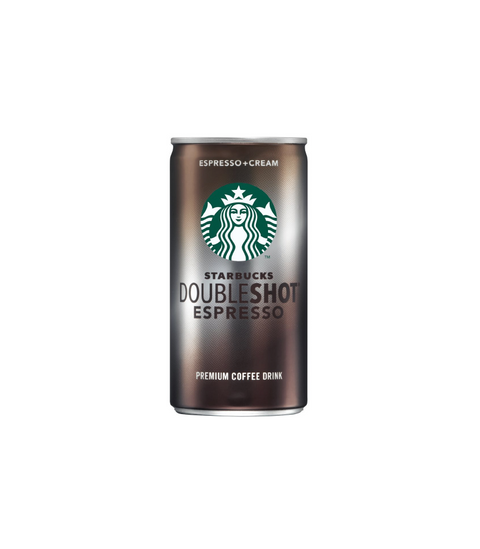 Starbucks Double Shot Espresso - Pink Dot