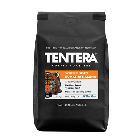 Tentera Coffee - Whole Bean (1 lbs / 16 oz)