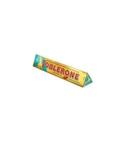 Toblerone Almond - Pink Dot